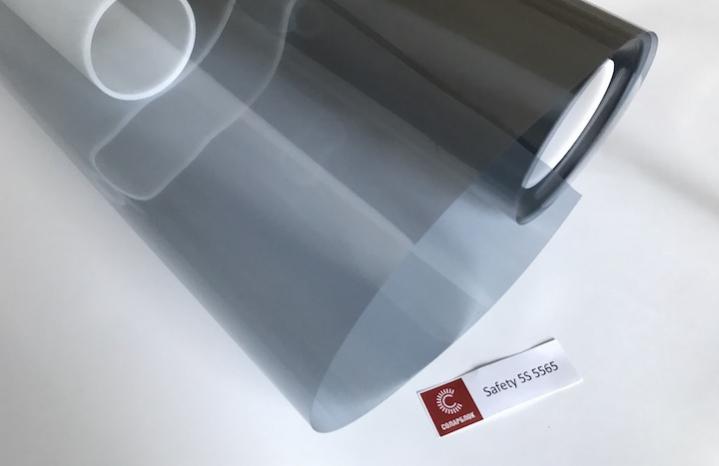 Бронирующая пленка 5 MIL с металлизированным слоем