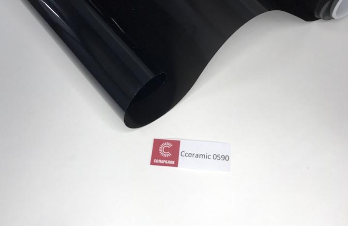 углерод + керамика пленка для автостекол 5%